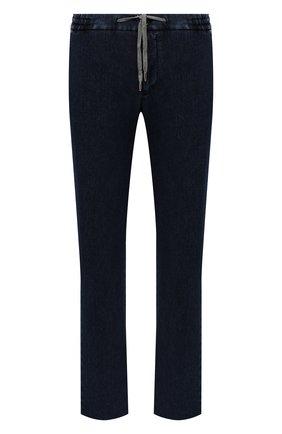 Мужские джинсы MARCO PESCAROLO темно-синего цвета, арт. CARACCI0L0/42J18 | Фото 1