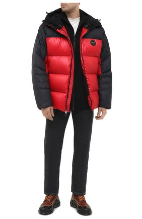 Мужская пуховая куртка rlx RALPH LAUREN красного цвета, арт. 784825220 | Фото 2