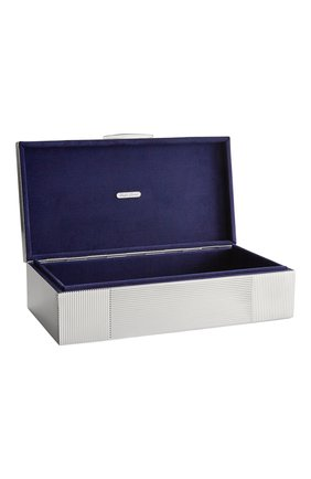 Мужского коробка для столовых приборов RALPH LAUREN серебряного цвета, арт. 682663576001 | Фото 2