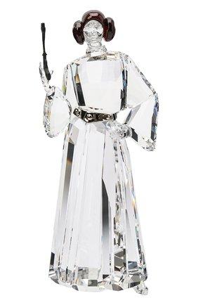 Мужского скульптура star wars  - princess leia SWAROVSKI прозрачного цвета, арт. 5472787   Фото 1