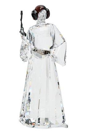 Мужского скульптура star wars  - princess leia SWAROVSKI прозрачного цвета, арт. 5472787   Фото 2