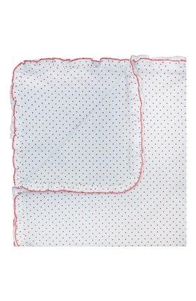Детского хлопковая пеленка MAGNOLIA BABY красного цвета, арт. 774-62-RD | Фото 1