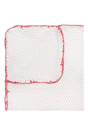 Детского хлопковая пеленка MAGNOLIA BABY красного цвета, арт. 101-62-RD | Фото 1
