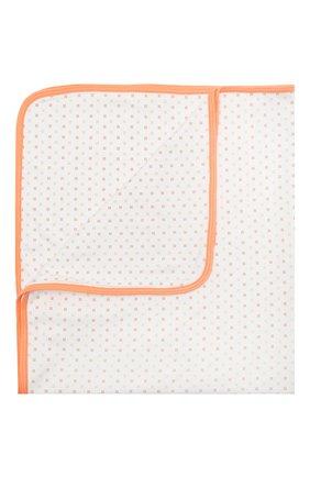 Детского хлопковая пеленка MAGNOLIA BABY оранжевого цвета, арт. 835-52-OR | Фото 1