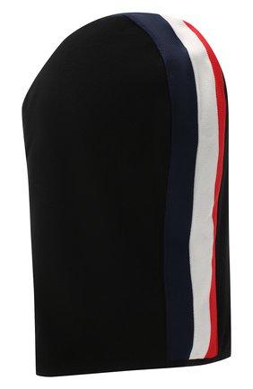 Детского шапка-балаклава MONCLER черного цвета, арт. F2-954-3G700-00-80093 | Фото 2