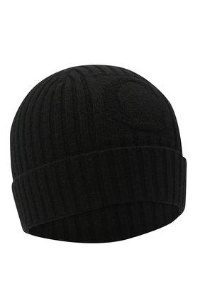 Детского шапка CHLOÉ черного цвета, арт. C11176 | Фото 1