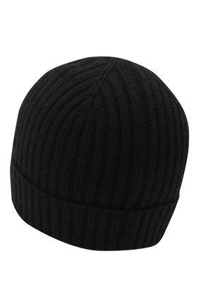 Детского шапка CHLOÉ черного цвета, арт. C11176 | Фото 2