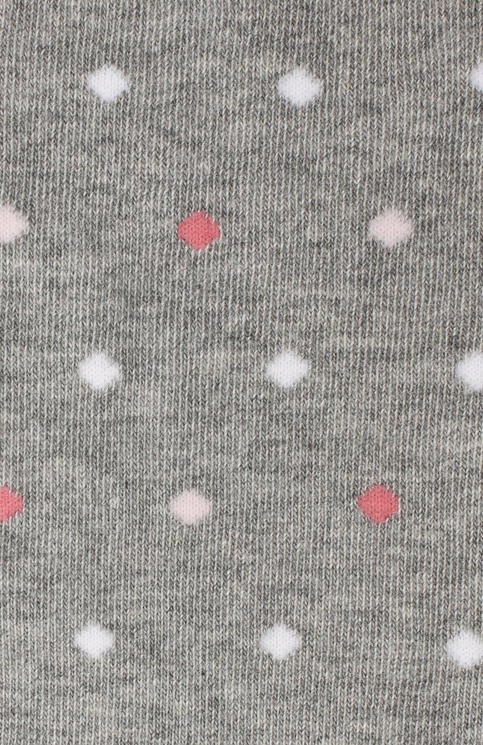 Детские колготы FALKE серого цвета, арт. 13552.   Фото 2
