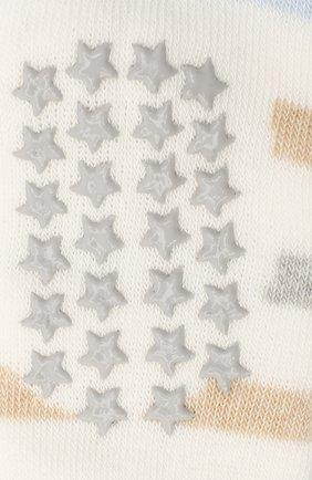 Детские хлопковые колготки FALKE белого цвета, арт. 13581. | Фото 2