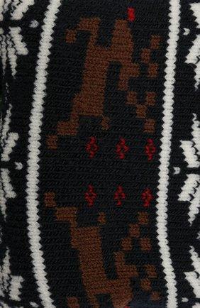 Детские носки FALKE синего цвета, арт. 12937. | Фото 2