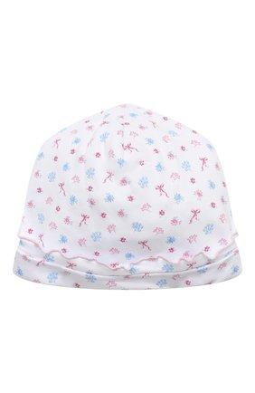 Детского хлопковая шапка KISSY KISSY разноцветного цвета, арт. KG504840N | Фото 1