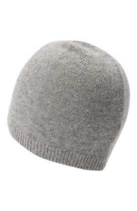 Детского шерстяная шапка RALPH LAUREN серого цвета, арт. 323800021   Фото 2