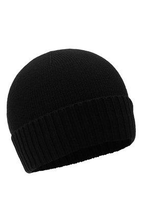 Детского шерстяная шапка RALPH LAUREN черного цвета, арт. 323773426 | Фото 1