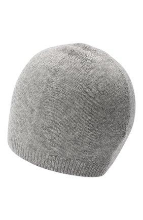 Детского шерстяная шапка RALPH LAUREN серого цвета, арт. 322800021   Фото 2