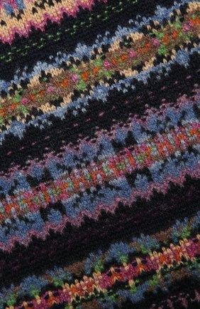 Детский шарф из шерсти и хлопка RALPH LAUREN разноцветного цвета, арт. 313800004   Фото 2