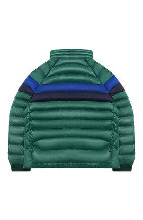 Детский куртка POLO RALPH LAUREN зеленого цвета, арт. 322795536 | Фото 2