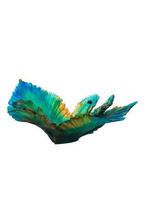 Мужского блюдо на центр стола fleur de paon  DAUM разноцветного цвета, арт. 05706 | Фото 1