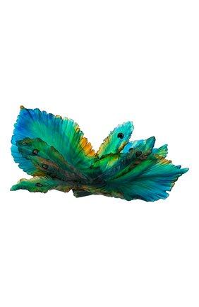 Мужского блюдо на центр стола fleur de paon  DAUM разноцветного цвета, арт. 05706 | Фото 2