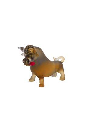 Скульптура бык DAUM разноцветного цвета, арт. 05728 | Фото 1