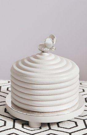 Мужского музыкальная шкатулка beebee CHRISTOFLE белого цвета, арт. 04261155   Фото 2
