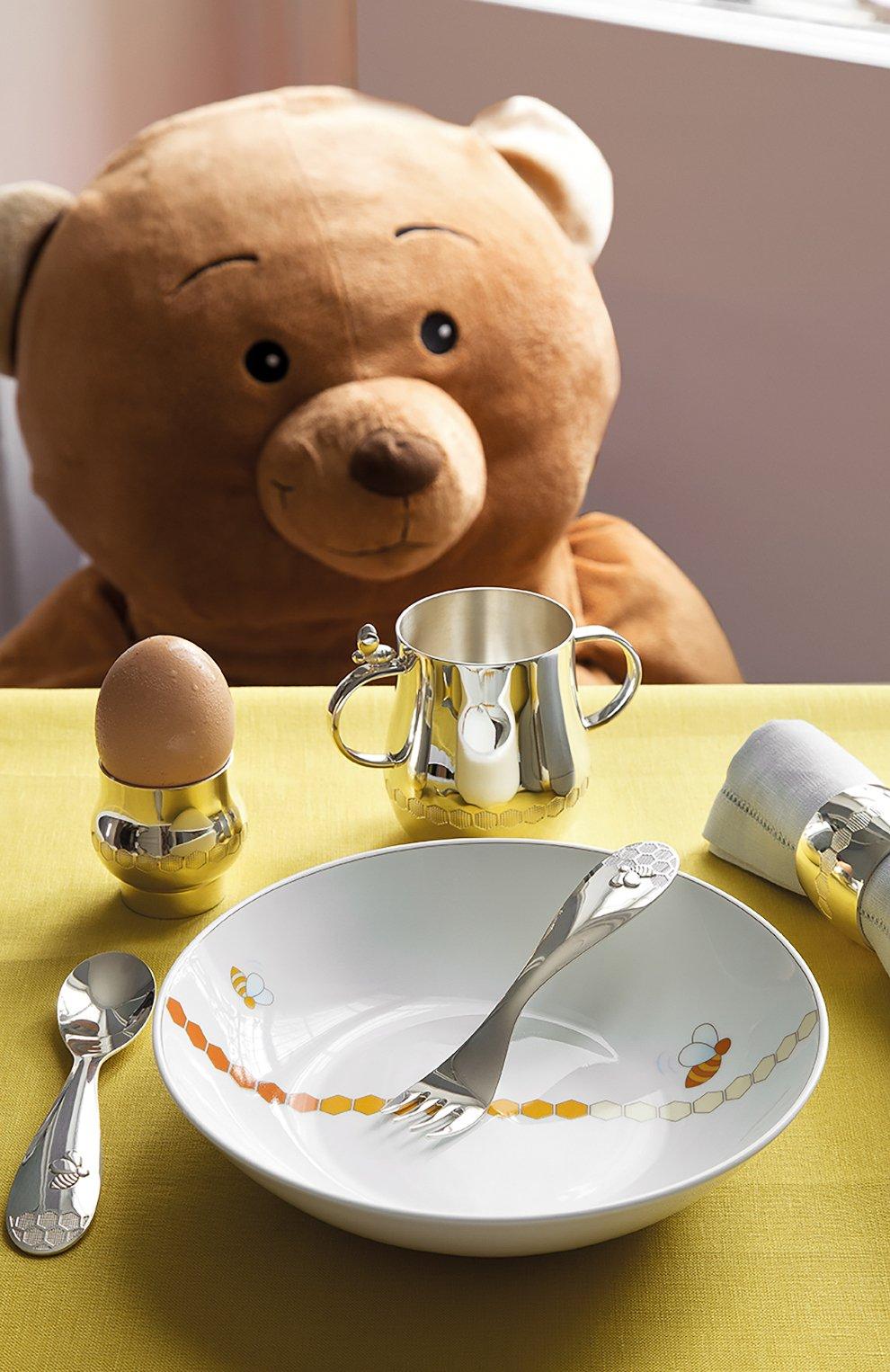 Мужского подставка для яйца beebee CHRISTOFLE серебряного цвета, арт. 04260715 | Фото 2