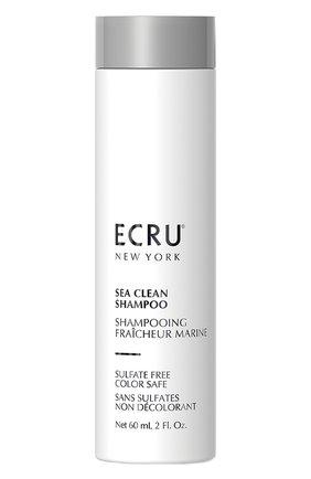 Интенсивно очищающий шампунь для волос (60ml) ECRU NEW YORK бесцветного цвета, арт. 669259003370 | Фото 1