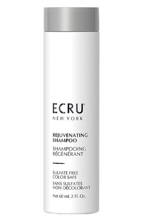 Восстанавливающий шампунь для волос (60ml) ECRU NEW YORK бесцветного цвета, арт. 669259003318 | Фото 1