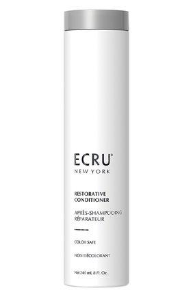 Женский восстанавливающий кондиционер для волос ECRU NEW YORK бесцветного цвета, арт. 669259003349 | Фото 1