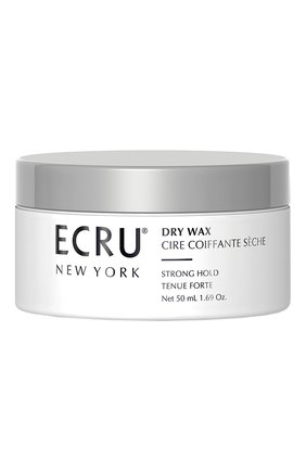 Женского сухой воск для укладки волос ECRU NEW YORK бесцветного цвета, арт. 669259003677 | Фото 1
