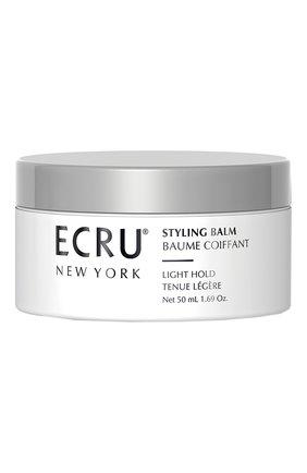 Женского бальзам для укладки волос ECRU NEW YORK бесцветного цвета, арт. 669259003653 | Фото 1