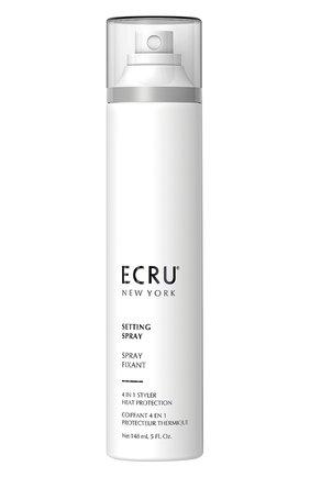 Женского спрей для волос легкой фиксации ECRU NEW YORK бесцветного цвета, арт. 669259003707 | Фото 1