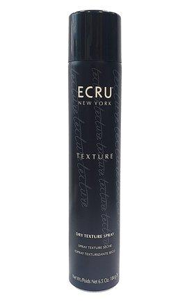 Сухой текстурирующий спрей (184g) ECRU NEW YORK бесцветного цвета, арт. 669259002342 | Фото 1 (Ограничения доставки: flammable)