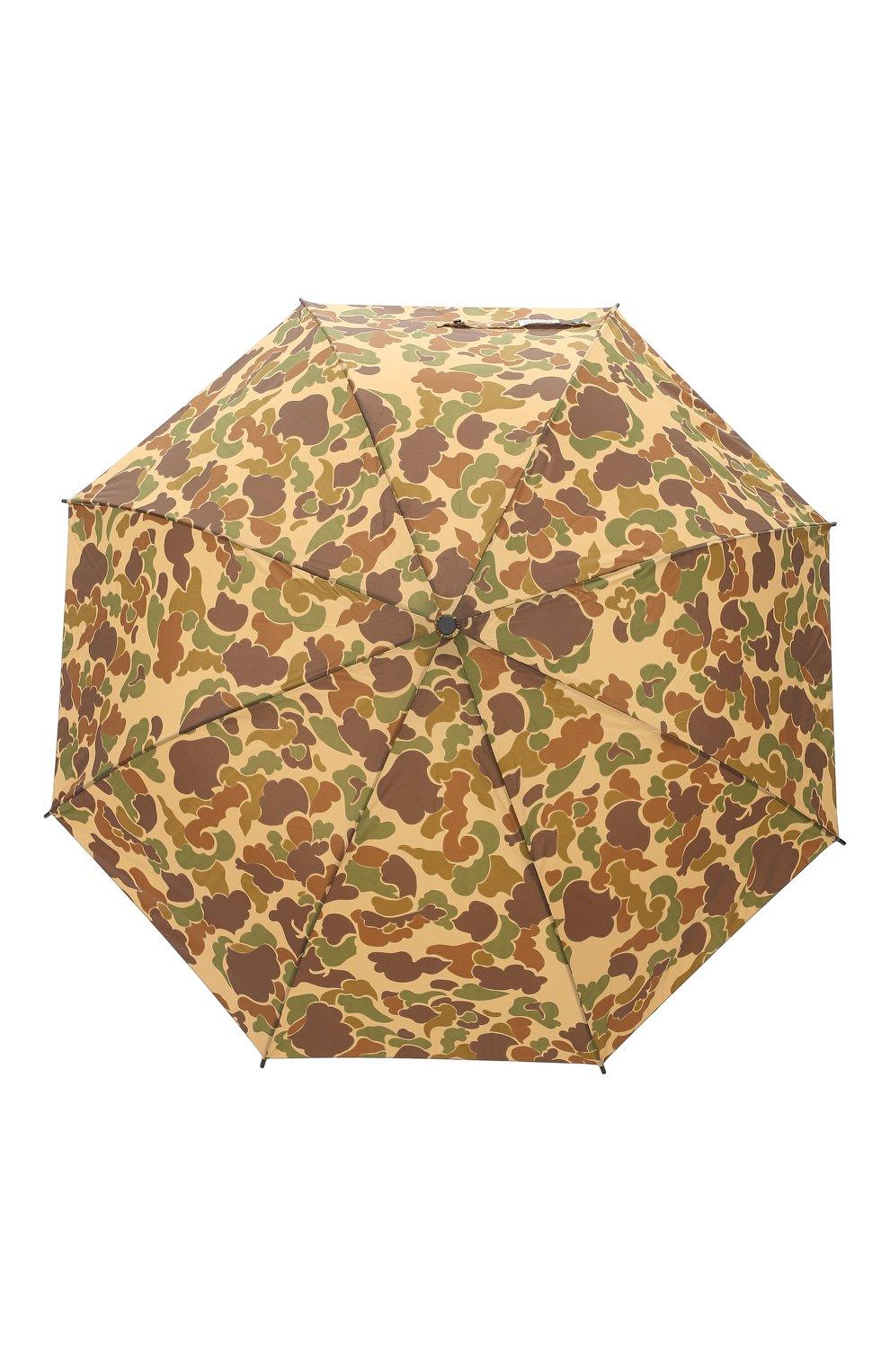 Мужской складной зонт RRL разноцветного цвета, арт. 417662878   Фото 1