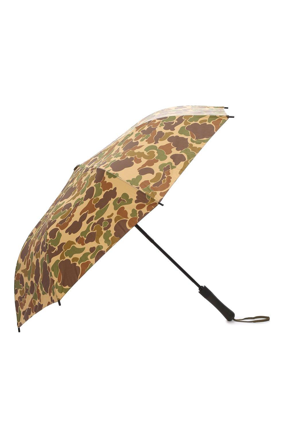 Мужской складной зонт RRL разноцветного цвета, арт. 417662878   Фото 2