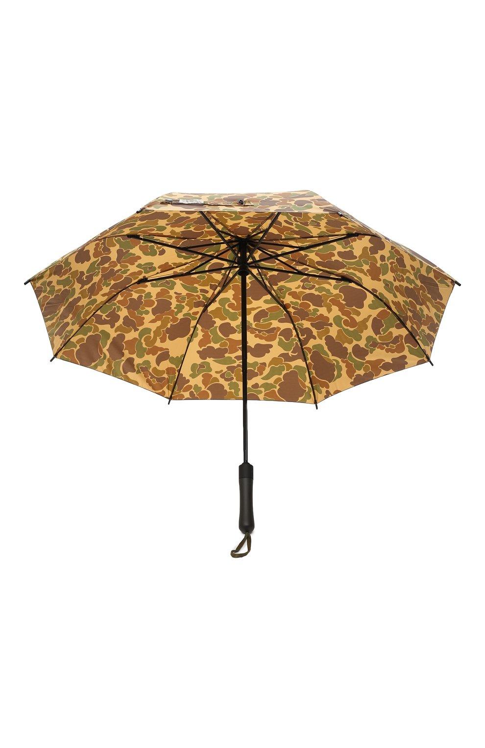 Мужской складной зонт RRL разноцветного цвета, арт. 417662878   Фото 3