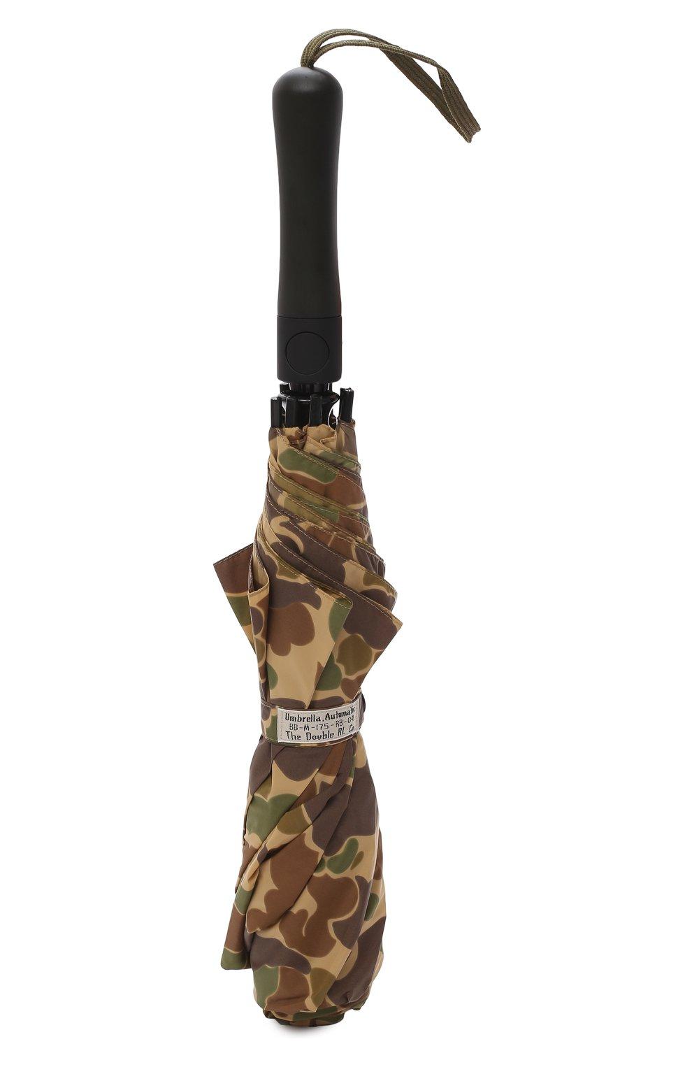 Мужской складной зонт RRL разноцветного цвета, арт. 417662878   Фото 4