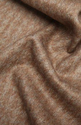 Мужской шарф из шелка и кашемира CANALI бежевого цвета, арт. 06/TX00176 | Фото 2