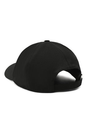Мужской хлопковая бейсболка ICEBERG черного цвета, арт. 20I I1P1/7103/6920 | Фото 2