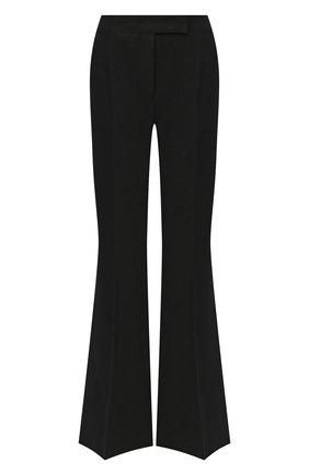 Женские льняные брюки GABRIELA HEARST черного цвета, арт. 420209 LI014 | Фото 1