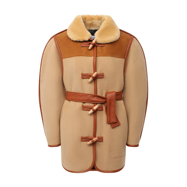 Шерстяное пальто Philosophy di Lorenzo Serafini