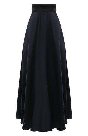 Женская юбка LORENA ANTONIAZZI темно-синего цвета, арт. SI2006G0022/333   Фото 1