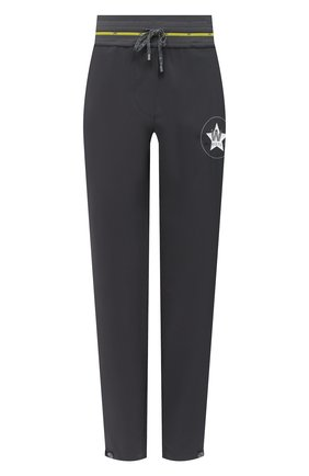 Женские брюки LORENA ANTONIAZZI темно-серого цвета, арт. I2020PA087/2566 | Фото 1