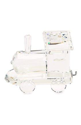 Мужского скульптура locomotive SWAROVSKI прозрачного цвета, арт. 5364562   Фото 2