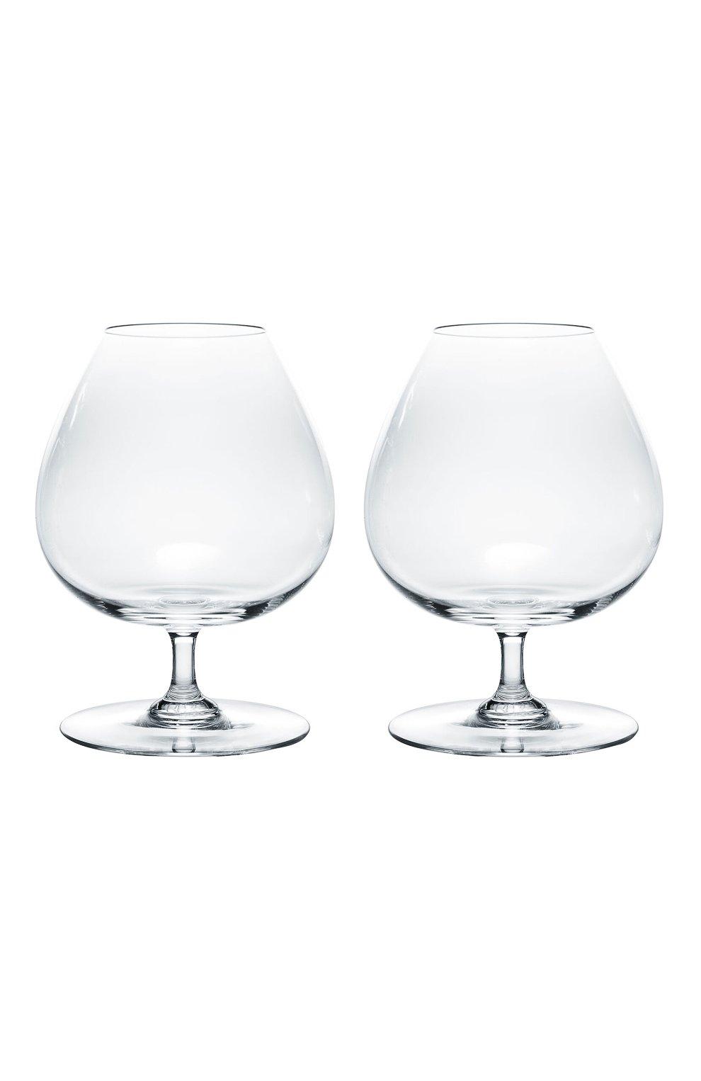 Мужского набор из 2-х бокалов для коньяка degustation №1 BACCARAT прозрачного цвета, арт. 2 811 794 | Фото 1