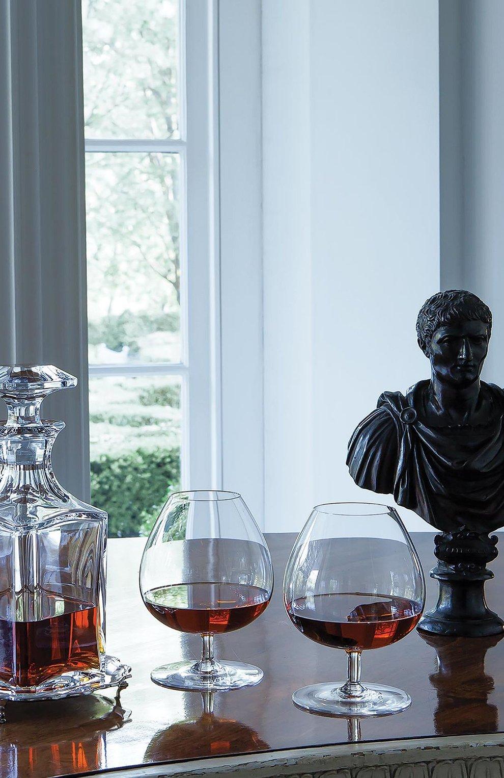 Мужского набор из 2-х бокалов для коньяка degustation №1 BACCARAT прозрачного цвета, арт. 2 811 794 | Фото 2