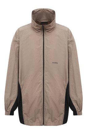 Мужская куртка BALENCIAGA бежевого цвета, арт. 625510/TD013   Фото 1