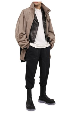 Мужская куртка BALENCIAGA бежевого цвета, арт. 625510/TD013   Фото 2