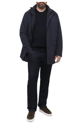 Мужской джемпер PAUL&SHARK темно-синего цвета, арт. C0P1026/FUP/3XL-6XL | Фото 2