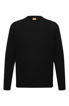 Мужской шерстяная водолазка SVEVO черного цвета, арт. 1314/3XSA20/MP13 | Фото 1