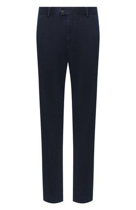 Мужские джинсы HILTL темно-синего цвета, арт. 72478/60-70 | Фото 1
